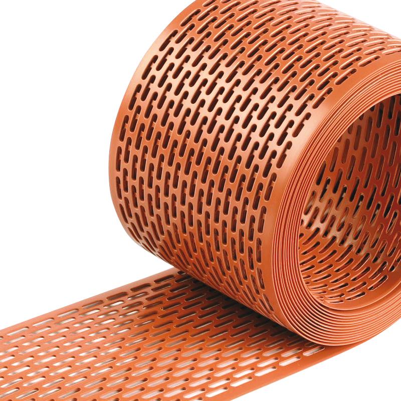 Banda ventilare streasina cu perforatie
