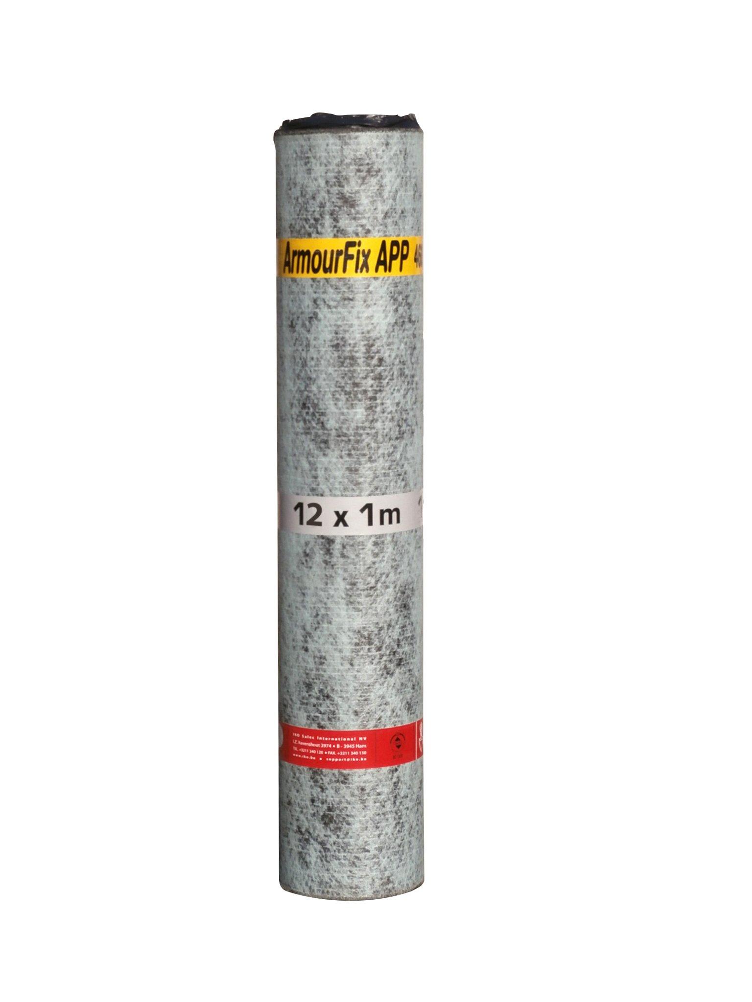 Membrane bituminoase IKO Armourvalley & Base